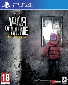 THIS WAR IS MINE (GRA UŻYWANA)
