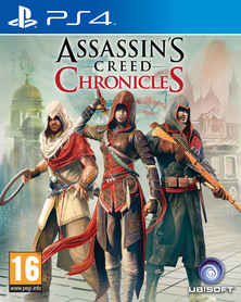 ASSASSIN'S CREED CHRONICLES (GRA UŻYWANA)