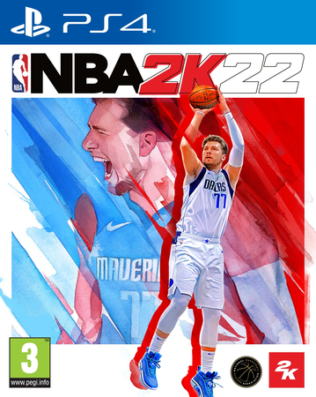 NBA 2K22 (GRA UŻYWANA) (1)
