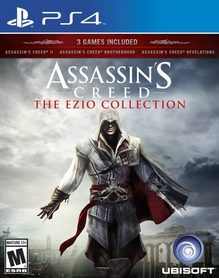 ASSASSIN'S CREED EZIO COLLECTION (GRA UŻYWANA)