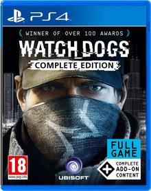 WATCH DOGS COMPLETE EDITION (GRA UŻYWANA)