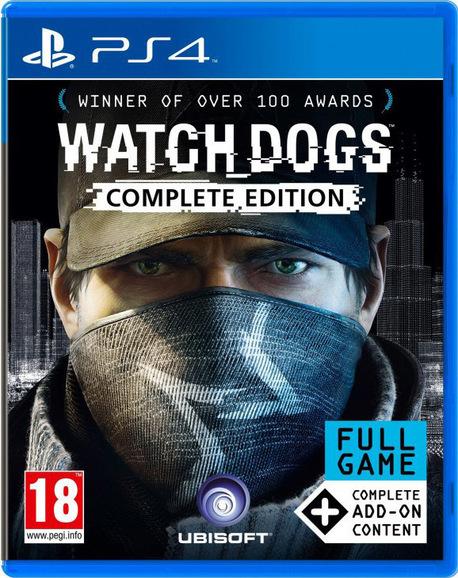 WATCH DOGS COMPLETE EDITION (GRA UŻYWANA) (1)