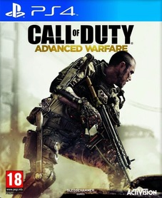 CALL OF DUTY ADVANCED WARFARE (GRA UŻYWANA)