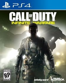 CALL OF DUTY INFINITE WARFARE (GRA UŻYWANA)