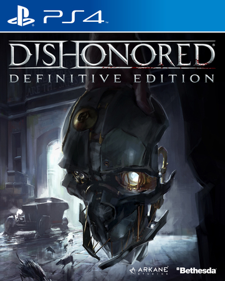 DISHONORED (GRA UŻYWANA) (1)