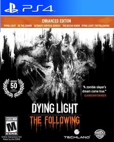DYING LIGHT THE FOLLOWING (GRA UŻYWANA)