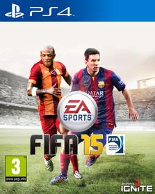 FIFA 15 (GRA UŻYWANA)