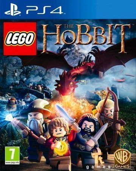 LEGO HOBBIT (GRA UŻYWANA) (1)
