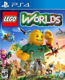 LEGO WORLDS (GRA UŻYWANA)