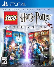 LEGO HARRY POTTER (GRA UŻYWANA)