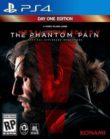 METAL GEAR SOLID V THE PHANTOM PAIN (GRA UŻYWANA)