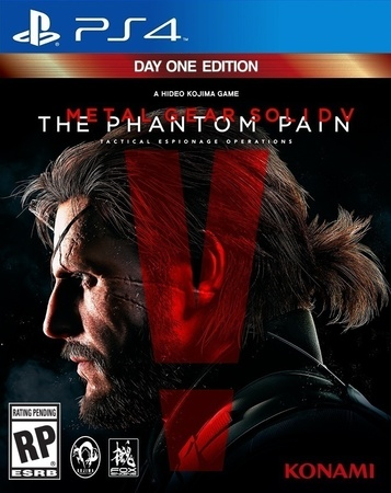 METAL GEAR SOLID V THE PHANTOM PAIN (GRA UŻYWANA) (1)