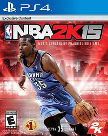 NBA 2K15 (GRA UŻYWANA)