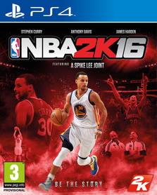 NBA 2K16 (GRA UŻYWANA)