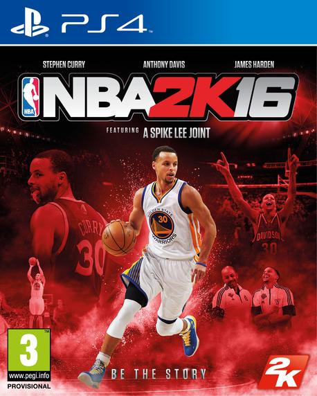 NBA 2K16 (GRA UŻYWANA) (1)
