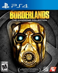 BORDERLANDS HANDSOME COLLECTION (GRA UŻYWANA)