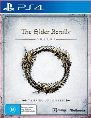 ELDER SCROLLS ONLINE (GRA UŻYWANA) (1)