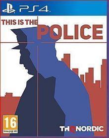 THIS IS POLICE (GRA UŻYWANA)