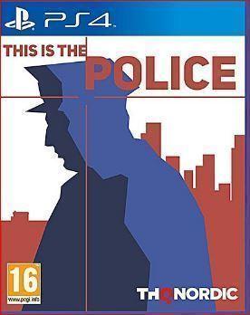 THIS IS POLICE (GRA UŻYWANA) (1)