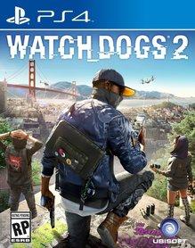 WATCH DOGS 2 (GRA UŻYWANA)