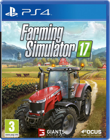 FARMING SIMULATOR 17 (GRA UŻYWANA)