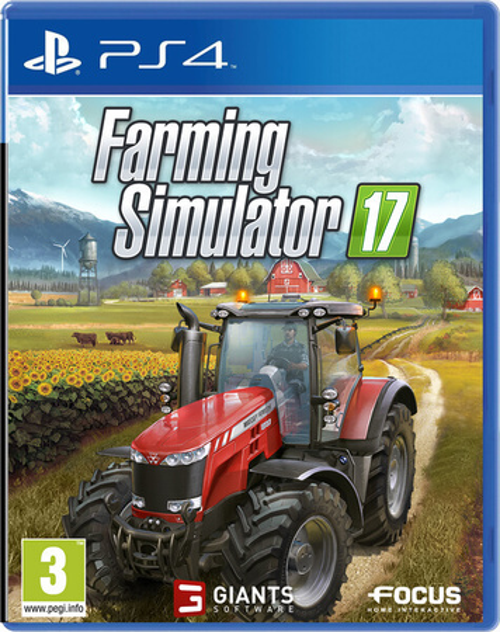 FARMING SIMULATOR 17 (GRA UŻYWANA) (1)