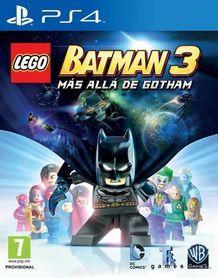 LEGO BATMAN 3 (GRA UŻYWANA)