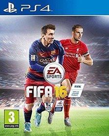 FIFA 16 (GRA UŻYWANA)