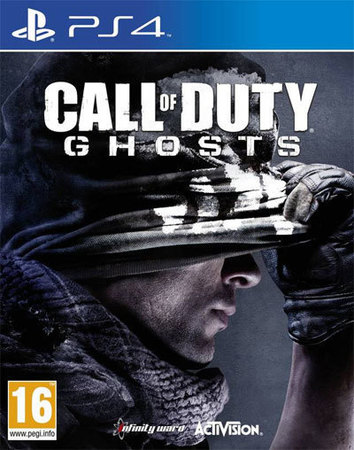 CALL OF DUTY GHOSTS ANG (GRA UŻYWANA) (1)