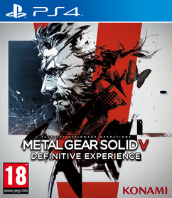 METAL GEAR SOLID V DEFINITIVE EXPERIENCE (GRA UŻYWANA)