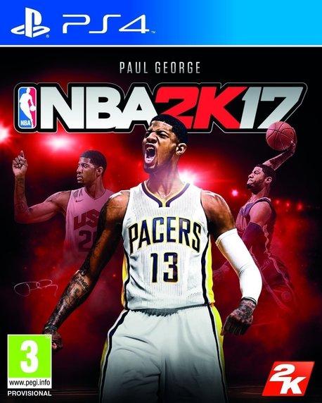 NBA 2K17 (GRA UŻYWANA) (1)