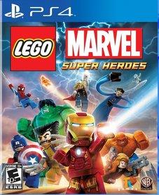 LEGO MARVEL (GRA UŻYWANA)