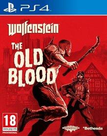 WOLFENSTEIN OLD BLOOD (GRA UŻYWANA)
