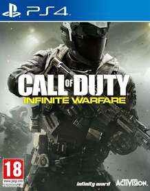 CALL OF DUTY INFINITE WARFARE ANG (GRA UŻYWANA)