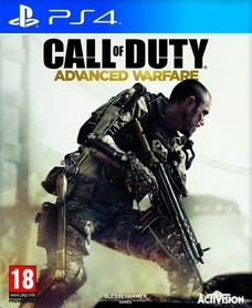 CALL OF DUTY ADVANCE WARFARE ANG (GRA UŻYWANA)