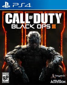 CALL OF DUTY BLACK OPS 3 ANG (GRA UŻYWANA)