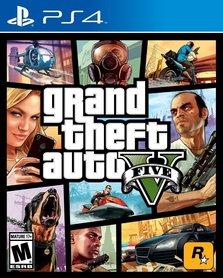 GRAND THEFT AUTO V (GTA 5) (GRA UŻYWANA)