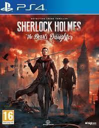 SHERLOCK HOLMES THE DEVIL'S DAUGHTER (GRA UŻYWANA) (1)