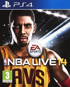 NBA 14 LIVE (GRA UŻYWANA)