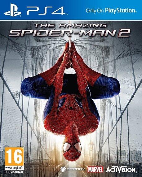 AMAZING SPIDER-MAN 2 (GRA UŻYWANA) (1)