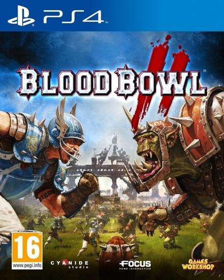 BLOOD BOWL 2 (GRA UŻYWANA) (1)