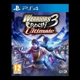 WARRIORS OROCHI 3 ULTIMATE (GRA UŻYWANA)