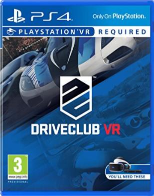 DRIVECLUB VR (GRA UŻYWANA) (1)