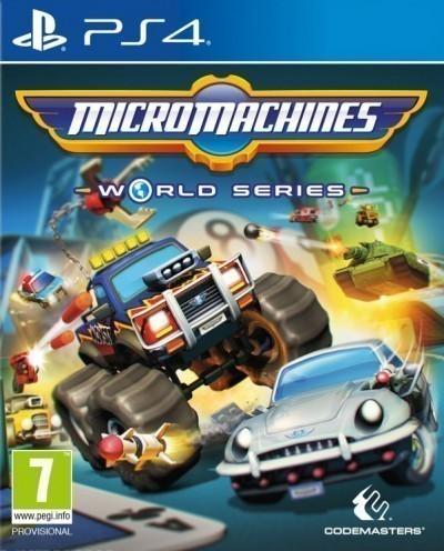 MICROMACHINES WORLD SERIES (GRA UŻYWANA) (1)