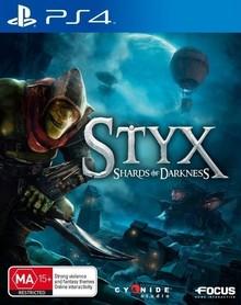 STYX (GRA UŻYWANA)