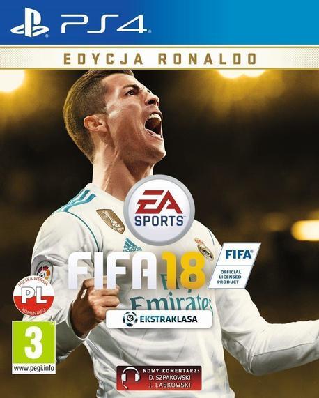 FIFA 18 (GRA UŻYWANA) (1)