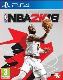 NBA 2K18 (GRA UŻYWANA)