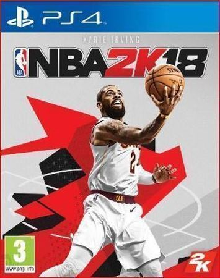 NBA 2K18 (GRA UŻYWANA) (1)