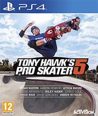 TONY HAWK'S PRO SKATER 5 (GRA UŻYWANA)