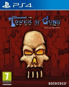TOWER OF GUNS (GRA UŻYWANA)